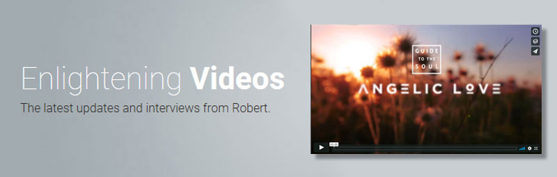 Enlightening Videos: The latest updates and interviews from Robert Clancy