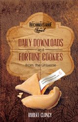 Daily Downloads & Fortune Cookies from the Universe