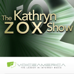 Voice of America Radio Interview on the Kathryn Zox Morning Show