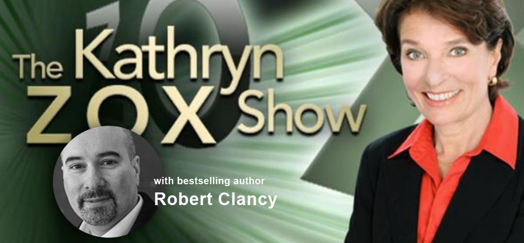 Robert Clancy Interview  on Voice of America Radio - the Kathryn Zox Morning Show