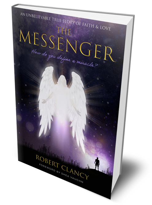 book-the-messenger-robert-clancy