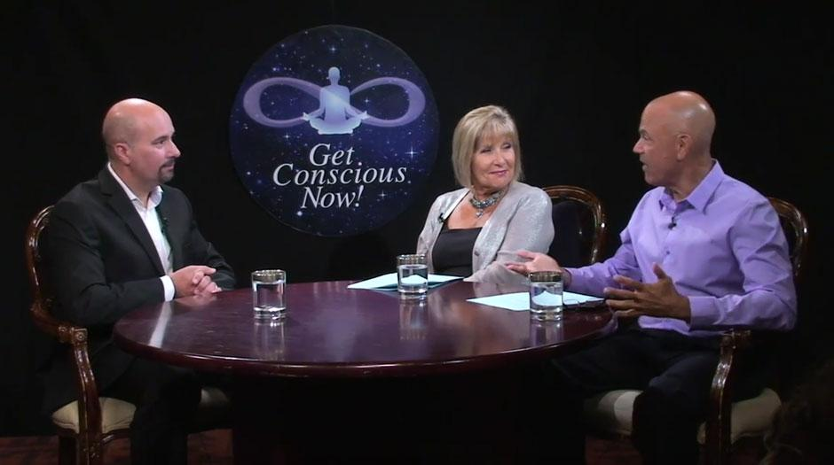 Love, Angels and More Love! with Author Robert Clancy on the Get Conscious Now! show.